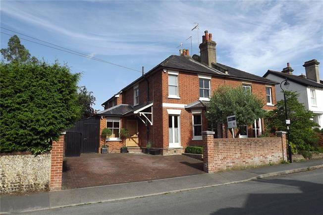Offers in excess of £800,000, 4 Bedroom Semi Detached House For Sale in Dorking, RH4