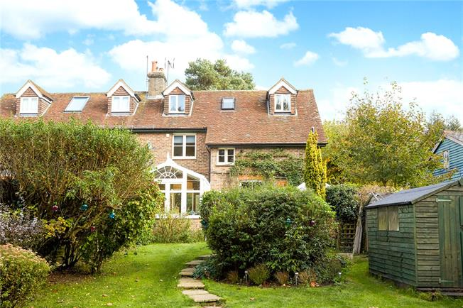 Guide Price £650,000, 4 Bedroom Semi Detached House For Sale in Dorking, Surrey, RH5