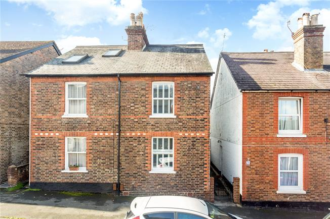 Guide Price £400,000, 2 Bedroom Semi Detached House For Sale in Surrey, RH4
