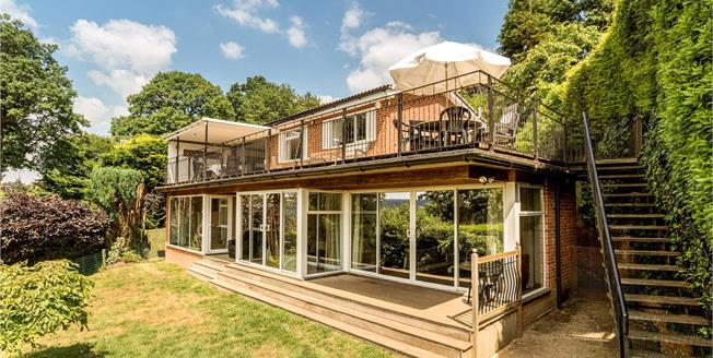 Guide Price £995,000, 4 Bedroom Detached House For Sale in Surrey, RH4