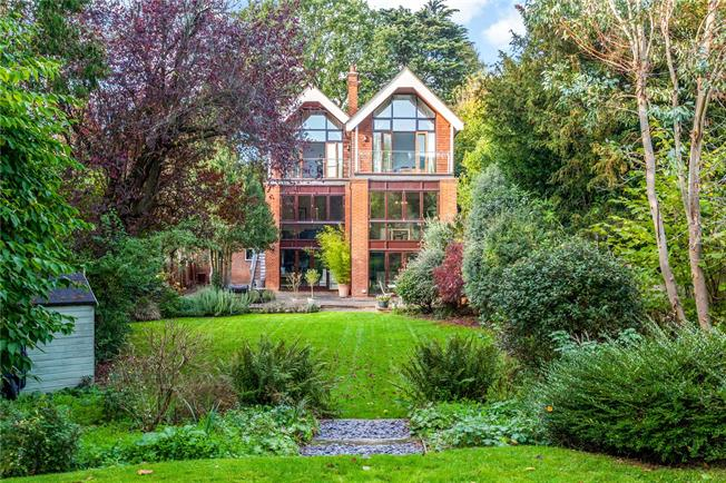 Guide Price £1,700,000, 5 Bedroom Detached House For Sale in Dorking, RH4