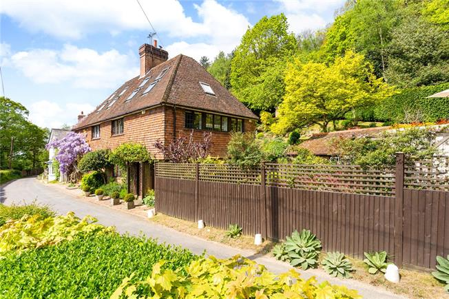 Guide Price £800,000, 4 Bedroom Semi Detached House For Sale in Holmbury St. Mary, RH5