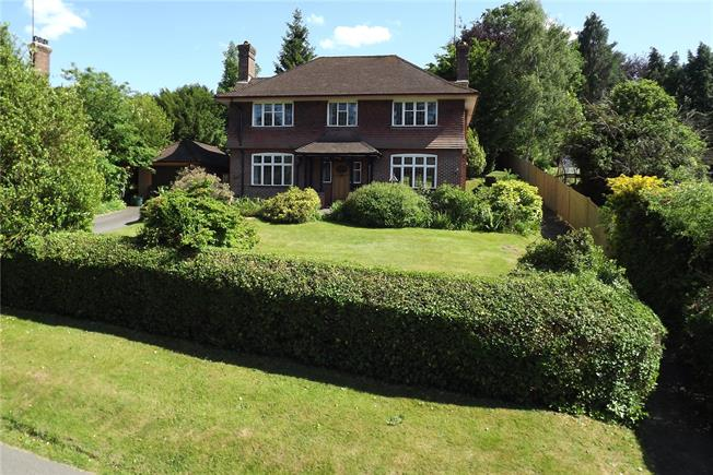 Guide Price £975,000, 4 Bedroom Detached House For Sale in Surrey, RH5
