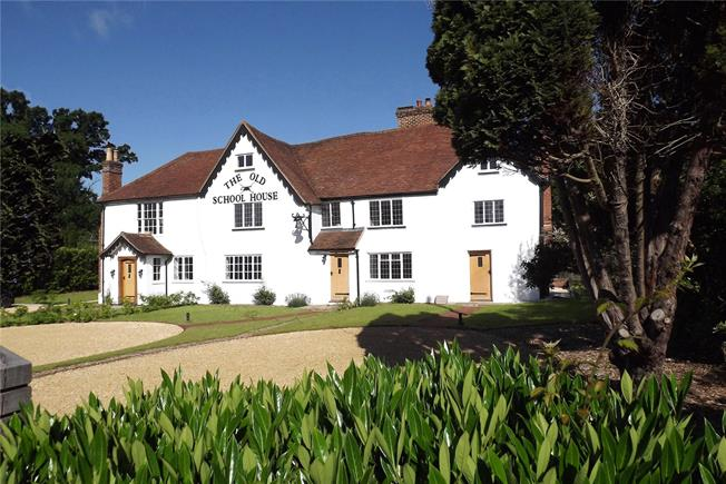 Offers in excess of £700,000, 4 Bedroom Terraced House For Sale in Ockley, Dorking, RH5