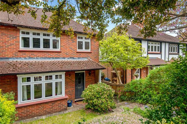 Guide Price £535,000, 3 Bedroom Semi Detached House For Sale in Surrey, RH5