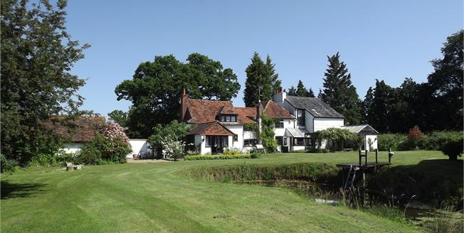 Guide Price £1,195,000, 5 Bedroom Detached House For Sale in Surrey, RH6