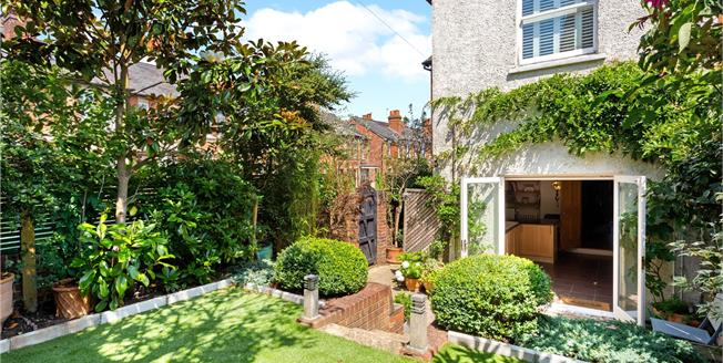 Guide Price £725,000, 4 Bedroom Semi Detached House For Sale in Surrey, RH4