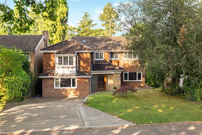 Guide Price £1,195,000, 5 Bedroom House For Sale in Surrey, RH4