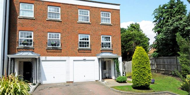 Guide Price £769,950, 4 Bedroom Semi Detached House For Sale in Claygate, KT10