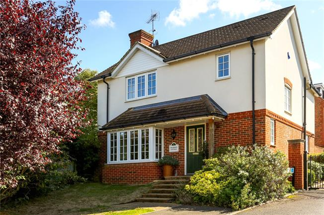 Offers in excess of £850,000, 3 Bedroom Detached House For Sale in Esher, Surrey, KT10