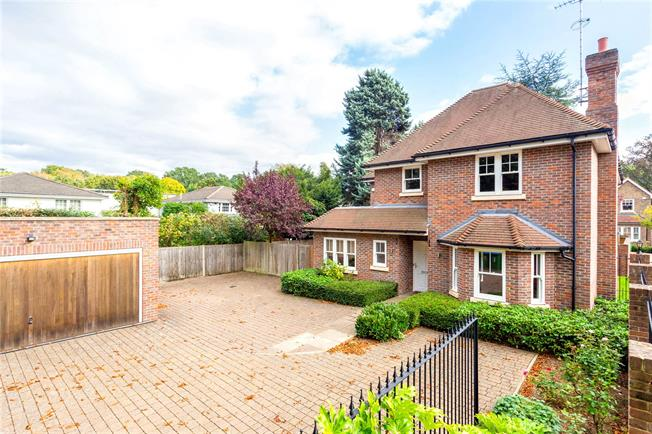 Offers in excess of £1,500,000, 5 Bedroom Detached House For Sale in Esher, KT10