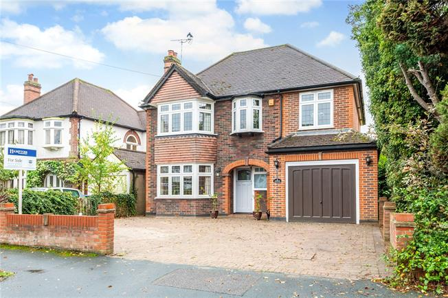 Offers in excess of £1,000,000, 4 Bedroom Detached House For Sale in Esher, KT10