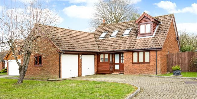 Asking Price £575,000, 4 Bedroom Detached House For Sale in Leatherhead, Surrey, KT23