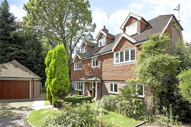 Asking Price £1,295,000, 5 Bedroom Detached House For Sale in Claygate, KT10