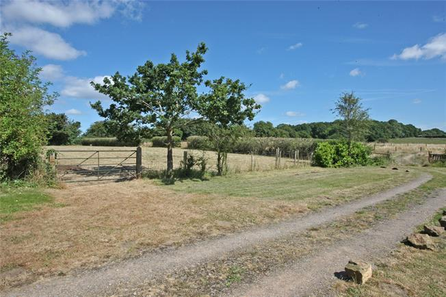 Guide Price £700,000, Land For Sale in Farnham, GU9