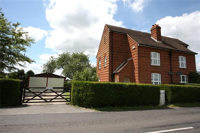 Guide Price £425,000, 2 Bedroom Semi Detached House For Sale in Tongham, GU10