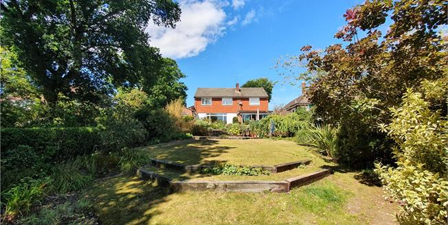 Offers in the region of £975,000, 5 Bedroom Detached House For Sale in Wrecclesham, GU10