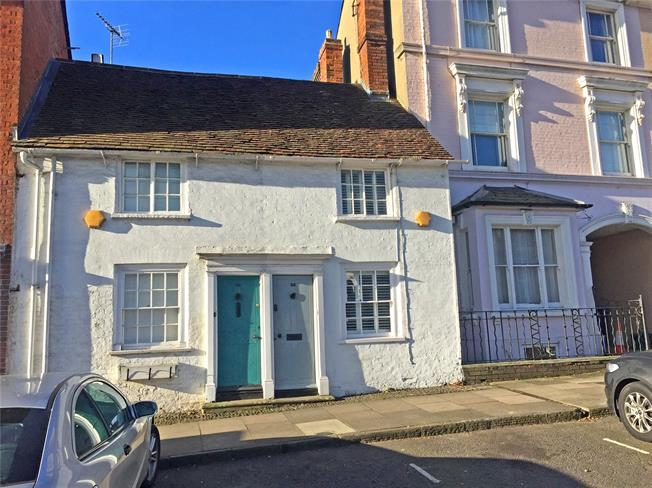 Offers in excess of £450,000, 2 Bedroom Terraced House For Sale in Farnham, GU9