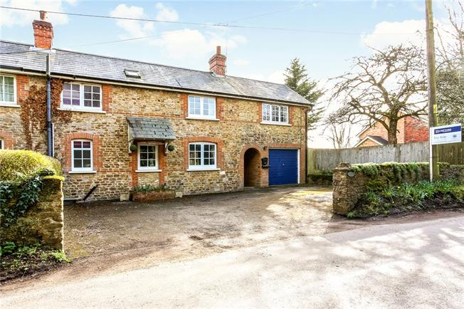 Guide Price £599,950, 4 Bedroom Semi Detached House For Sale in Churt, GU10