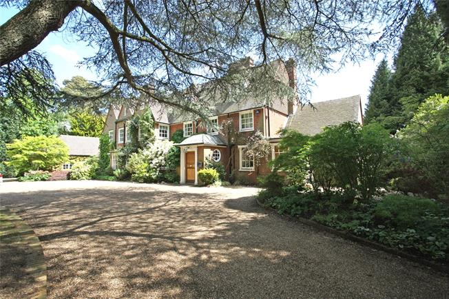 Guide Price £2,750,000, 7 Bedroom Detached House For Sale in Surrey, GU9