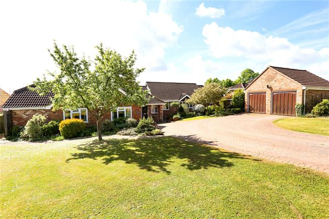 Guide Price £1,295,000, 4 Bedroom Bungalow For Sale in Surrey, GU9