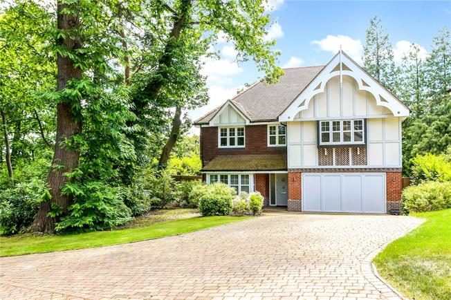 Offers in excess of £925,000, 5 Bedroom Detached House For Sale in Surrey, GU9