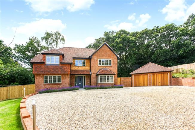 Guide Price £1,500,000, 5 Bedroom Detached House For Sale in Surrey, GU9