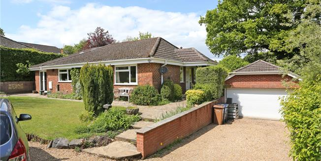 Guide Price £799,950, 4 Bedroom Bungalow For Sale in Churt, GU10