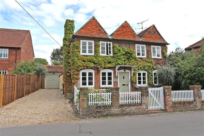 Guide Price £950,000, 3 Bedroom Detached House For Sale in Crondall, GU10