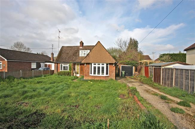 Offers in excess of £375,000, 2 Bedroom Bungalow For Sale in Farnham, Surrey, GU10