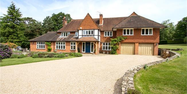 Guide Price £2,695,000, 6 Bedroom Detached House For Sale in Farnham, GU10