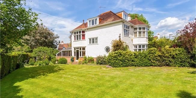Offers in excess of £1,000,000, 5 Bedroom Detached House For Sale in Farnham, GU9
