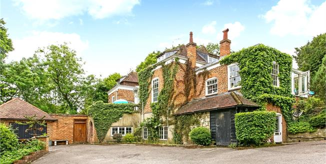 Guide Price £2,000,000, 6 Bedroom Detached House For Sale in Dippenhall, GU10