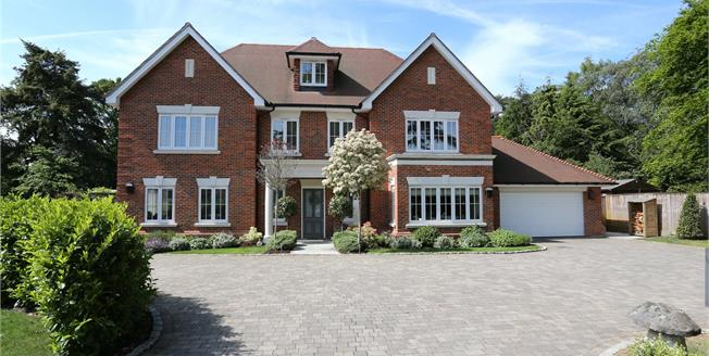 Guide Price £2,500,000, 6 Bedroom Detached House For Sale in Surrey, GU9
