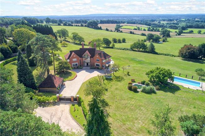 Guide Price £4,950,000, 7 Bedroom Detached House For Sale in Farnham, GU10