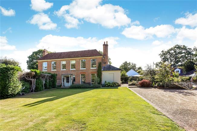 Offers in excess of £650,000, 3 Bedroom Town House For Sale in Ash, Aldershot, GU12