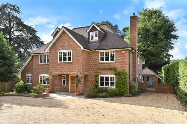 Guide Price £1,350,000, 6 Bedroom Garage For Sale in Camberley, GU15