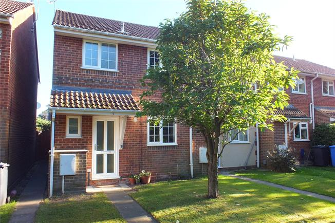 Offers in excess of £350,000, 3 Bedroom Semi Detached House For Sale in Church Crookham, Fleet, GU51