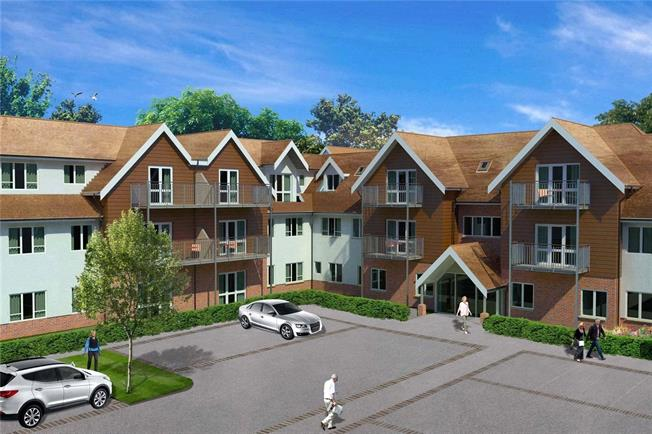 Guide Price £390,000, 2 Bedroom Flat For Sale in Hampshire, GU52
