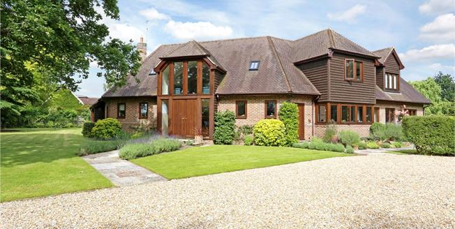 Guide Price £2,000,000, 5 Bedroom Detached House For Sale in Riseley, RG7