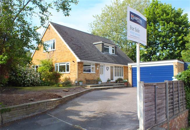 Guide Price £625,000, 5 Bedroom Detached House For Sale in Fleet, GU51