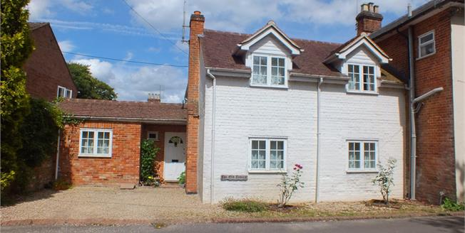 Offers in excess of £500,000, 3 Bedroom Semi Detached House For Sale in Hartley Wintney, RG27
