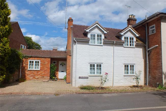 Guide Price £535,000, 3 Bedroom Semi Detached House For Sale in Hartley Wintney, RG27