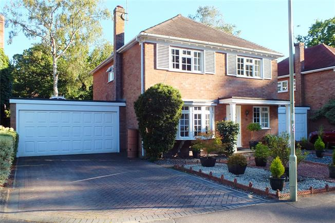 Guide Price £750,000, 4 Bedroom Detached House For Sale in Hampshire, GU52