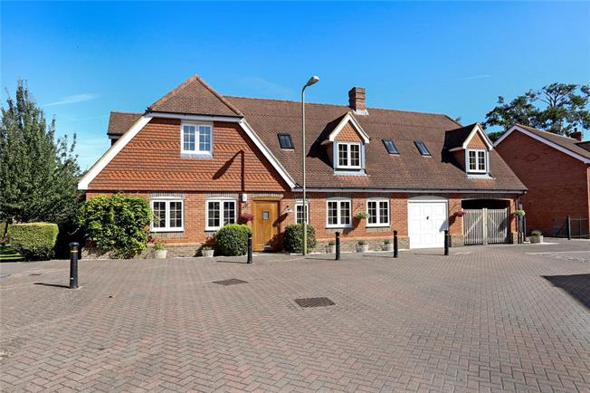 Guide Price £650,000, 4 Bedroom Flat For Sale in Hampshire, RG27