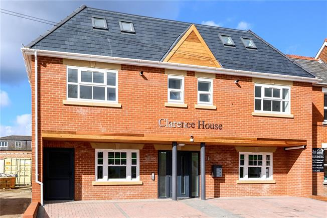 Guide Price £185,000, 1 Bedroom Flat For Sale in Fleet, Hampshire, GU51