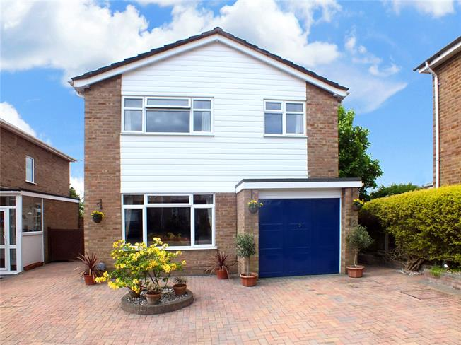 Offers in excess of £500,000, 4 Bedroom Detached House For Sale in Frimley Green, GU16