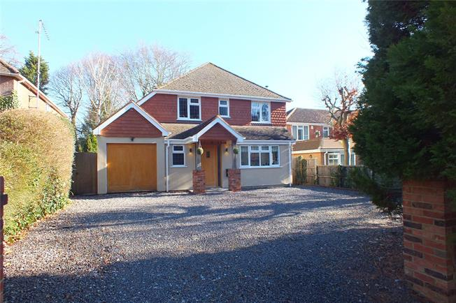 Offers in the region of £750,000, 4 Bedroom Detached House For Sale in Farnborough, GU14