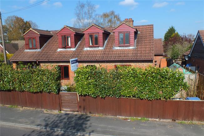 Guide Price £600,000, 5 Bedroom Detached House For Sale in Hampshire, GU51