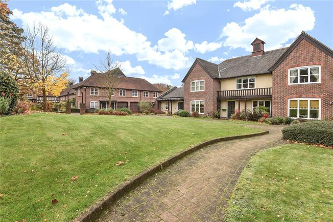 Guide Price £350,000, 2 Bedroom Terraced House For Sale in Camberley, Surrey, GU16
